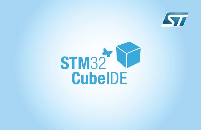 Новая среда разработки STM32CubeIDE